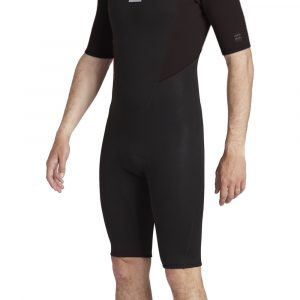 2020 Billabong Mens Intruder 2mm Back Zip Shorty Wetsuit 042M19 – Black.1000×2000